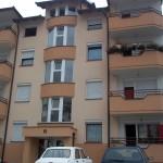 Balkonske ograde stambeno poslovni objekat Pijeskovi Doboj BiH