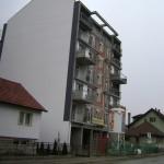 Balkonske ograde na stambeno poslovnom objekatu Atina Doboj