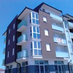 Balkonske ograde - stambeni objekat u Brodu