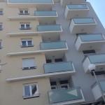 Balkonske ograde - Stambena zgrada
