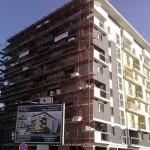 Stambeno poslovni objekat VENERA u Doboju u izgradnji